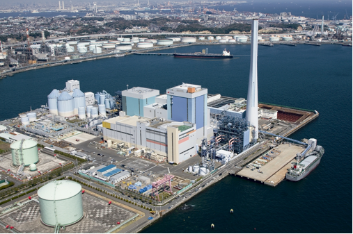 isogo power plant