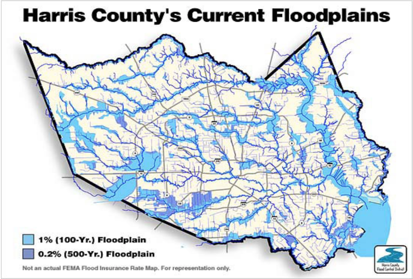 Draining The PC FloodPolicy Swamp Master Resource - Fema flood maps texas